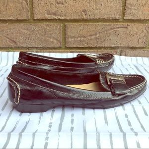 Naturalizer Loafer Heaven driving Flats Sz 8 M